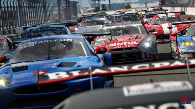 Das Starterfeld umfasst jetzt bis zu 24 Fahrzeuge.