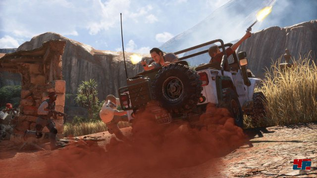 Screenshot - Uncharted 4: A Thief's End (PlayStation4) 92523613