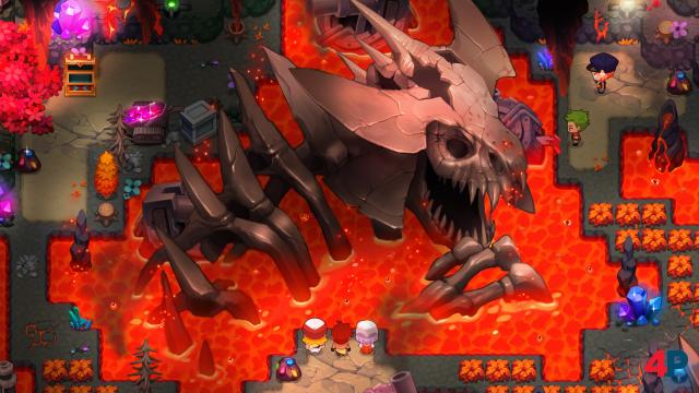 Screenshot - Nexomon: Extinction (PC, PS4, Switch, One)