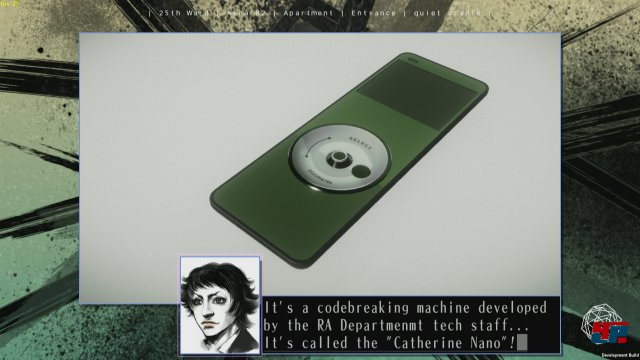 Screenshot - The 25th Ward: The Silver Case (PC) 92559650