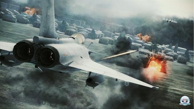 Screenshot - Ace Combat: Assault Horizon (360) 2222117