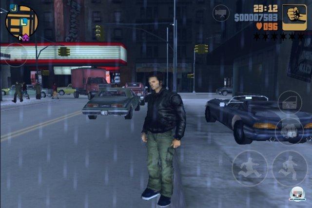 Screenshot - Grand Theft Auto III (iPhone) 2299047