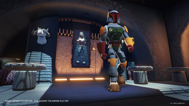 Screenshot - Disney Infinity 3.0: Play Without Limits (PlayStation3) 92508150