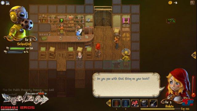 Screenshot - Dragon Fin Soup (PC) 92515799