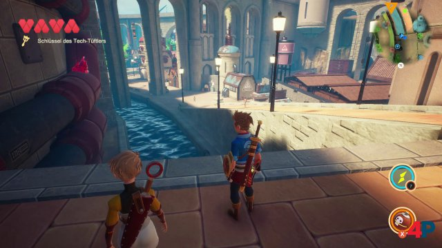 Screenshot - Oceanhorn 2: Knights of the Lost Realm (Switch) 92628190