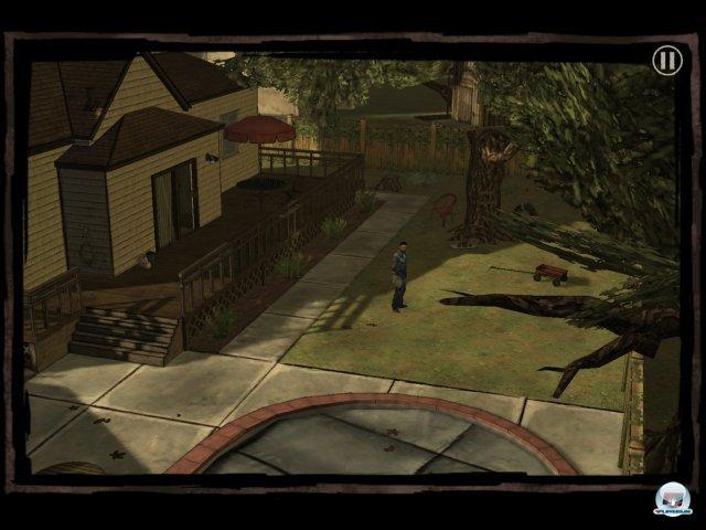 Screenshot - The Walking Dead (iPad) 2379107