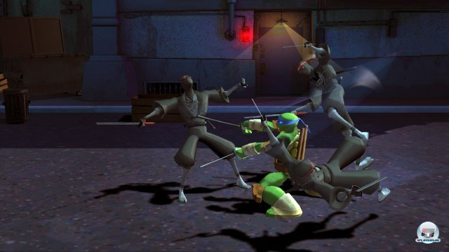 Screenshot - Teenage Mutant Ninja Turtles (360) 92465177