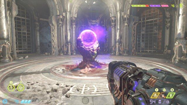 Screenshot - Doom Eternal (Switch)
