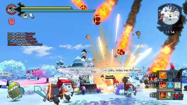 Screenshot - Happy Wars (PC) 92481208