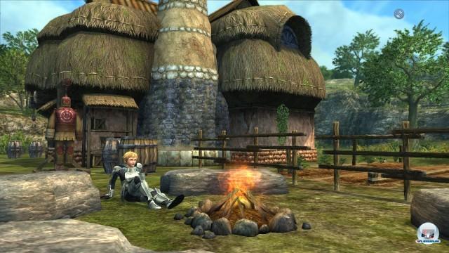 Screenshot - White Knight Chronicles II (PlayStation3) 2226854