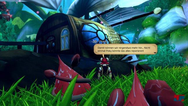 Screenshot - Shiness: The Lightning Kingdom (PS4) 92544602