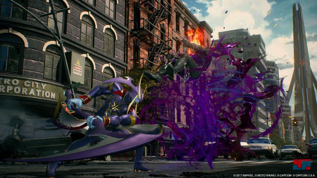 Screenshot - Marvel vs. Capcom: Infinite (PC) 92552797