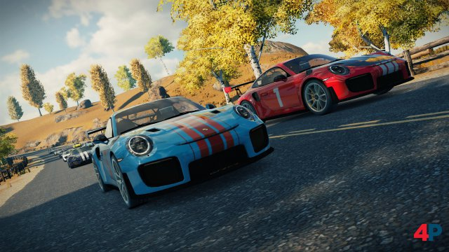 Screenshot - Gear.Club Unlimited 2 Porsche Edition (Switch) 92595300
