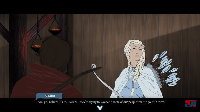 Screenshot - The Banner Saga 2 (PC) 92525005