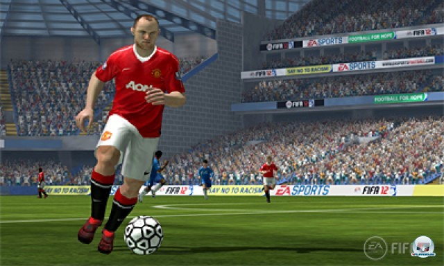 Screenshot - FIFA 12 (3DS) 2250727