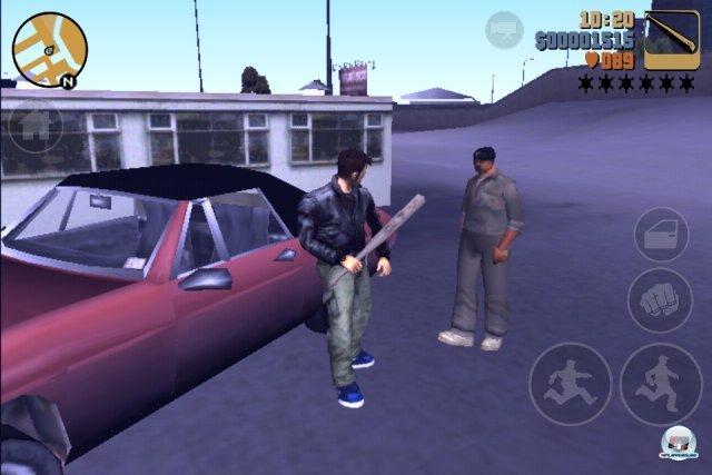 Screenshot - Grand Theft Auto III (iPhone) 2299017