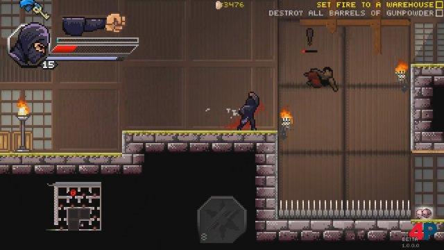 Screenshot - Pixel Shinobi: Nine demons of Mamoru (PC) 92594173