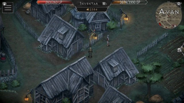 Screenshot - Vampire's Fall: Origins (Switch)