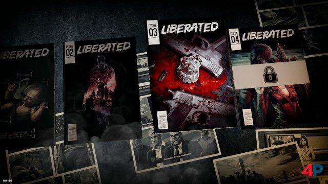 Screenshot - Liberated (Switch)