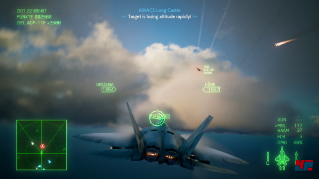 Screenshot - Ace Combat 7: Skies Unknown (PS4)