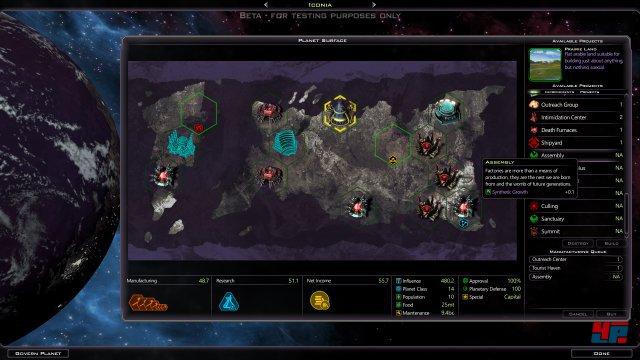 Screenshot - Galactic Civilizations 3 (PC) 92496365