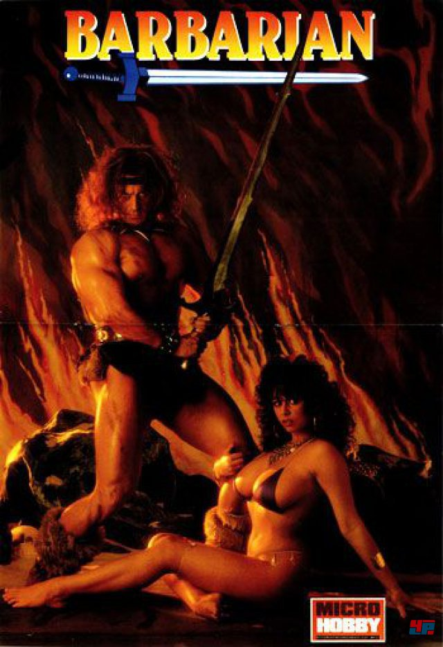Screenshot - Barbarian: The Ultimate Warrior (Spielkultur) 92488938