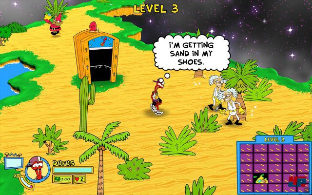 Screenshot - ToeJam & Earl: Back in the Groove (PC)