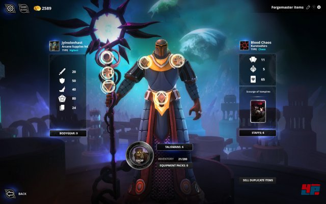 Screenshot - Chaos Reborn (PC) 92518008