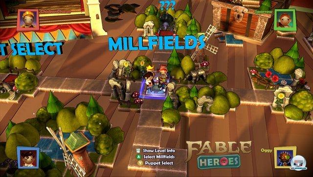 Screenshot - Fable Heroes (360) 2327507