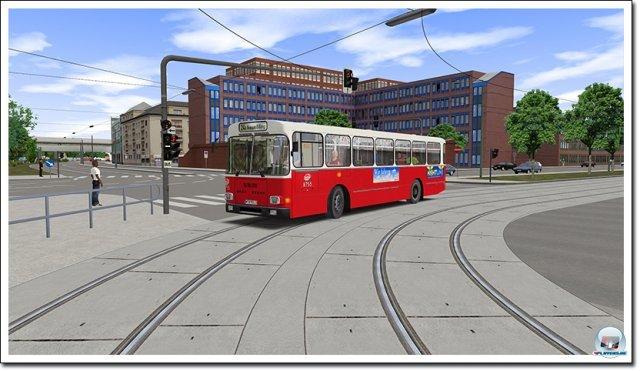 Screenshot - OMSI - Der Omnibussimulator (PC)