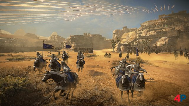 Screenshot - Blood of Steel (PC) 92601535