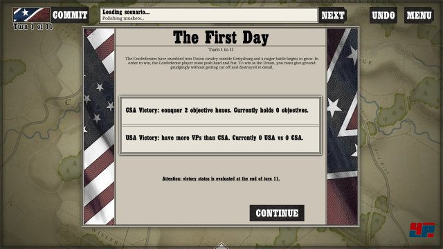Screenshot - Gettysburg: The Tide Turns (PC) 92550286