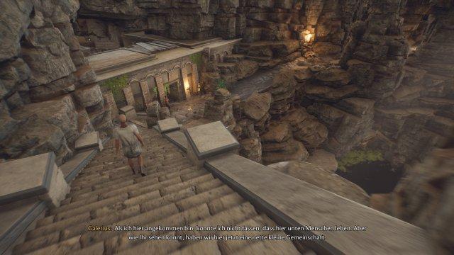 Screenshot - The Forgotten City (PlayStation5)