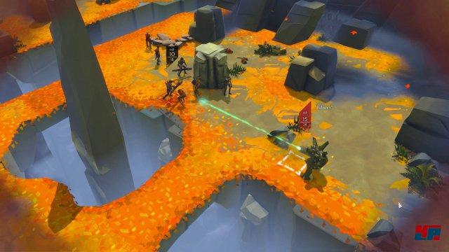 Screenshot - Massive Chalice (PC) 92497756