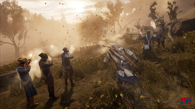 Screenshot - Assassin's Creed 3 (PS4) 92585159