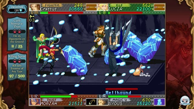Screenshot - Dungeons & Dragons: Chronicles of Mystara (360) 92461767