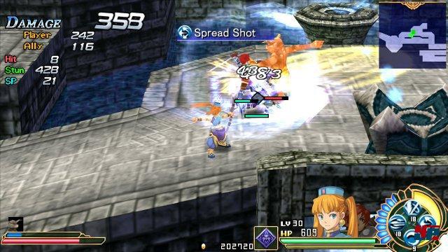 Screenshot - Ys SEVEN (PC) 92549503