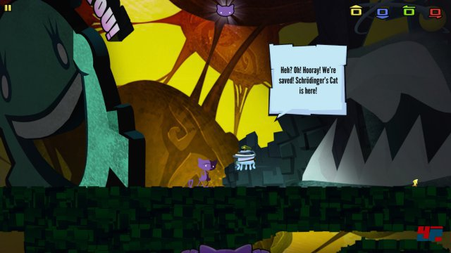 Screenshot - Schrödingers Cat and the Raiders of the Lost Quark (PC) 92492382