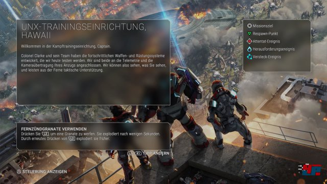Screenshot - Alienation (PlayStation4) 92524829