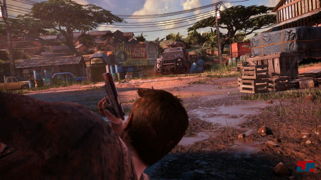 Screenshot - Uncharted 4: A Thief's End (PlayStation4) 92507773