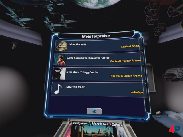 Screenshot - Star Wars Pinball VR (PlayStationVR) 92640869