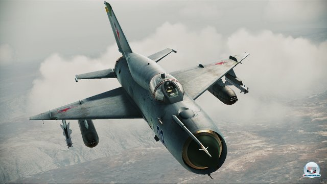 Screenshot - Ace Combat: Assault Horizon (360) 2260097