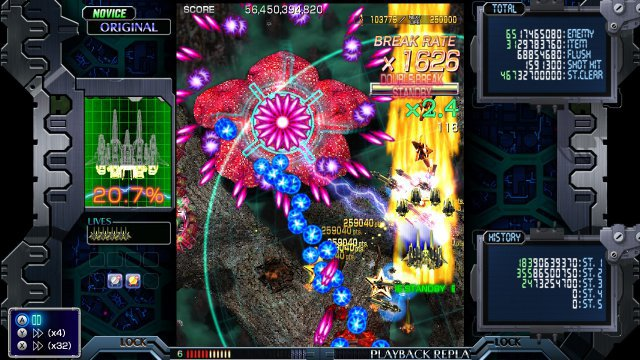 Screenshot - Crimzon Clover - World EXplosion (Switch) 92628125