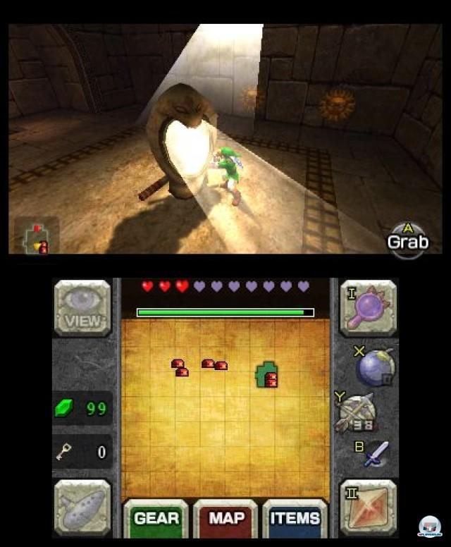 Screenshot - The Legend of Zelda: Ocarina of Time 3D (3DS) 2230662