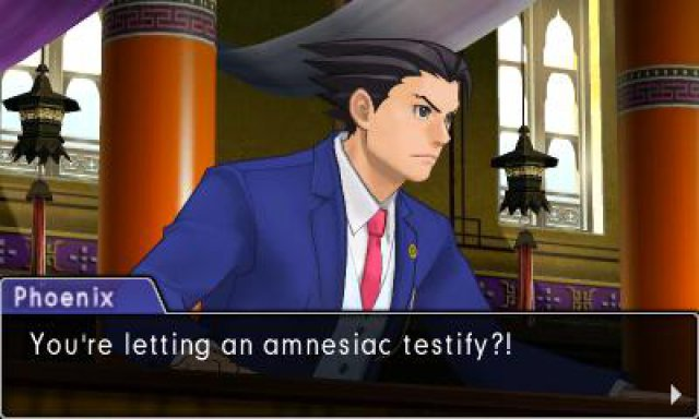 Screenshot - Phoenix Wright: Ace Attorney - Spirit of Justice (3DS) 92533099