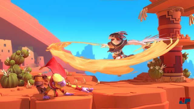 Screenshot - Brawlout  (PC)