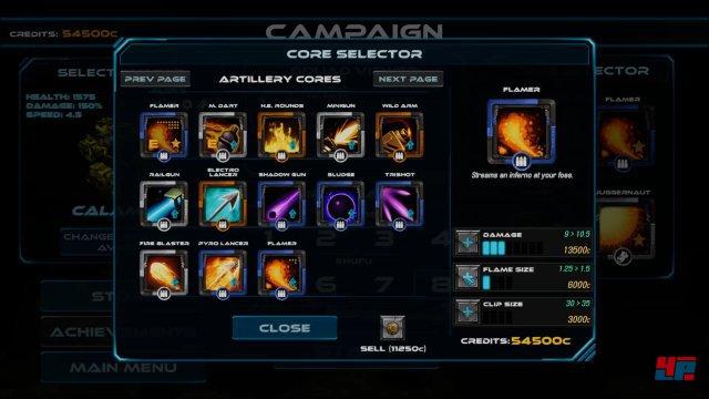 Screenshot - Armored Evolution (Mac)