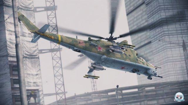 Screenshot - Ace Combat: Assault Horizon (360) 2262287