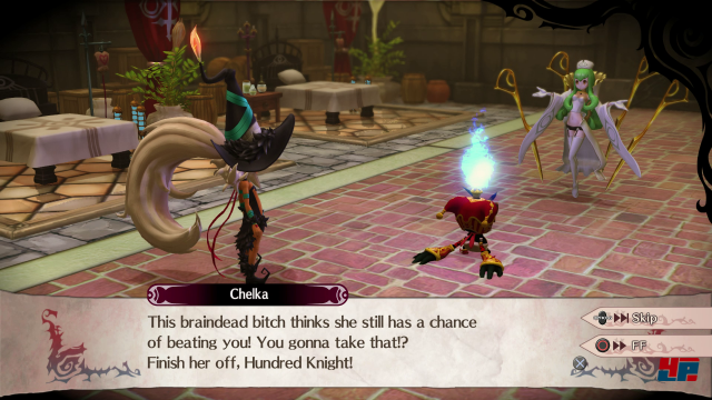 Screenshot - The Witch and the Hundred Knight 2 (PS4) 92562657