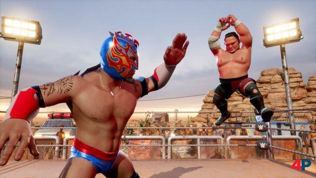 Screenshot - WWE 2K Battlegrounds (PS4, One, PC, Stadia, Switch)
